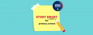 Launching Story Smart for primary school