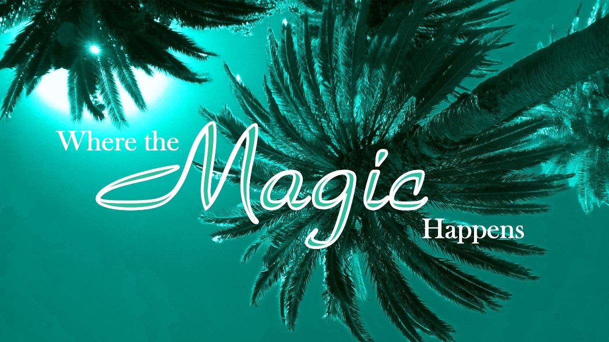 Where the magic happens for Lisa Heidke (and giveaway)