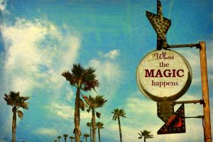 Where the magic happens for Erin Gough